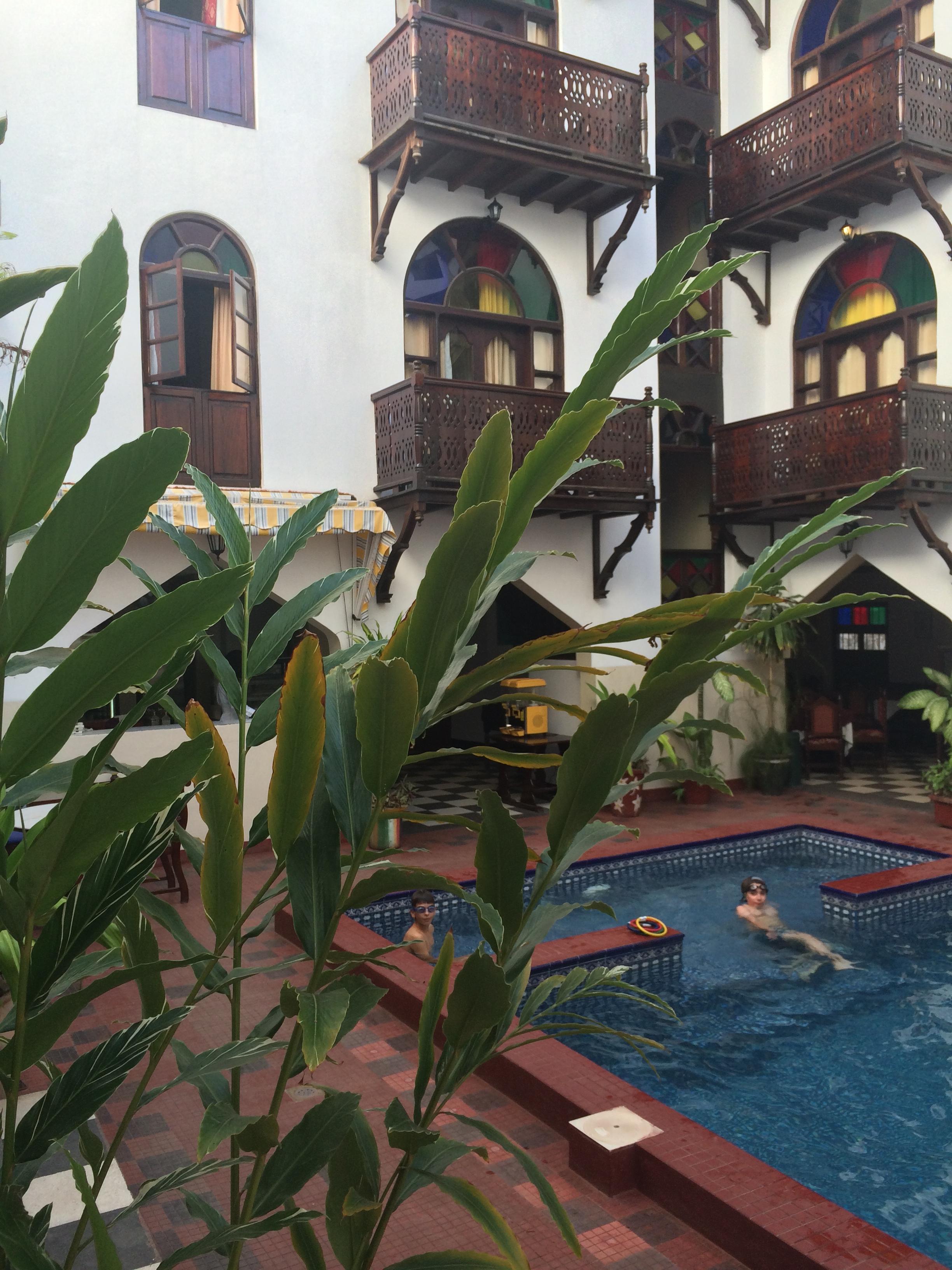 Zanzibar Da Balay Hakuna Matata What A Wonderful Place Mername